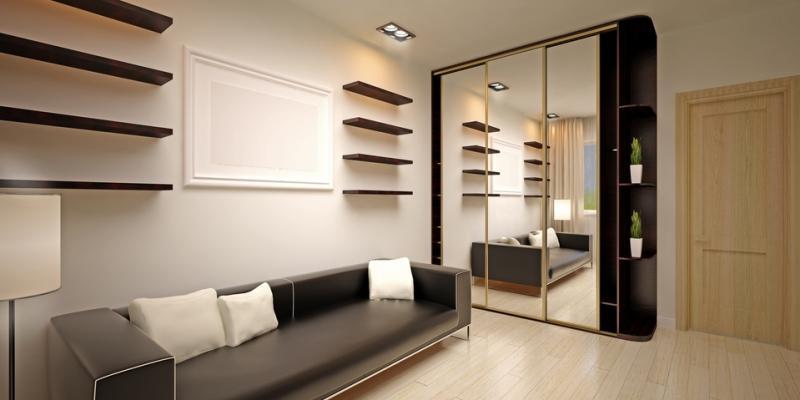Wyposażenie garderoby – ażurowe kosze i szuflady
