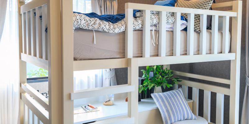 Łóżko piętrowe: hit czy kit?
